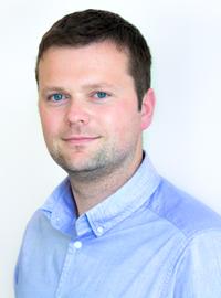 Texter und Blogger Holger
