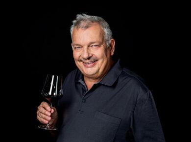 Weinkritiker René Gabriel